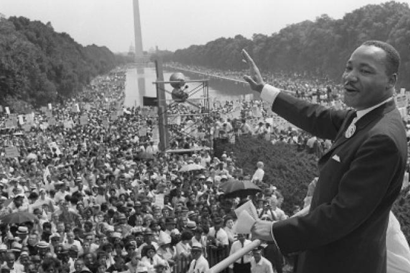 MLK's case for reparations included disadvantaged whites