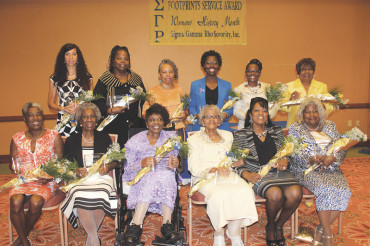10th Annual Footprints Service Awards