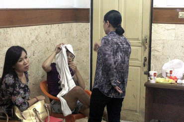 Pregnant teen suitcase murder suspect sexually assaulted in Bali prison