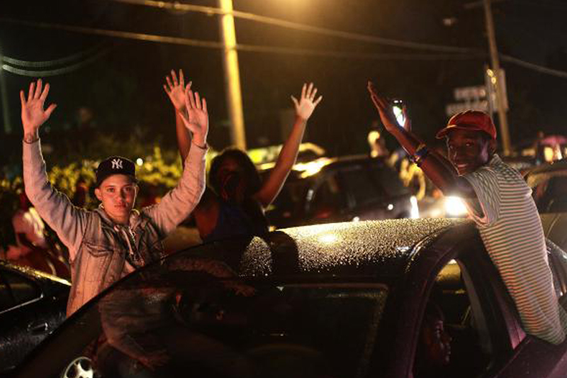 Civil Rights Divide, Ferguson, hidden history