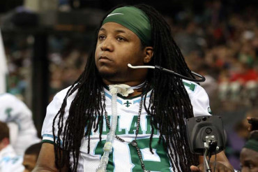 Saints include paralyzed safety Devon Walker in media guide