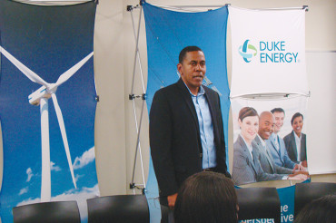 Duke Youth Energy Academy Team earns highest company award