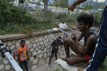 The Gully Queens of Jamaica: Gay community forced into storm drains