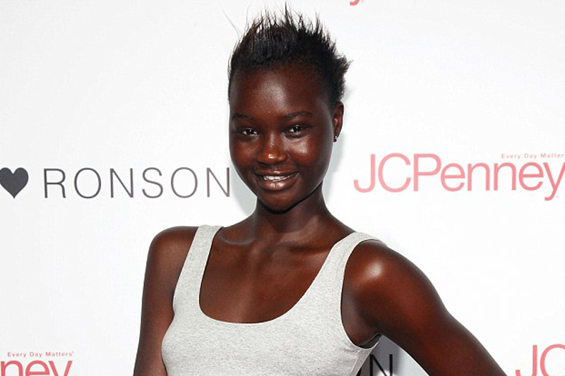 Missing Model Ataui Deng
