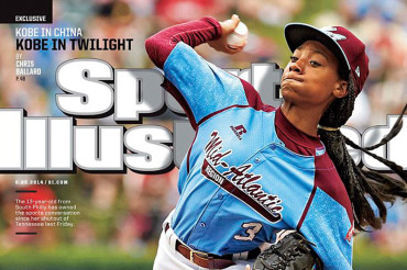 13-year-old baseball phenom first Little Leaguer to score Sports Illustrated cover