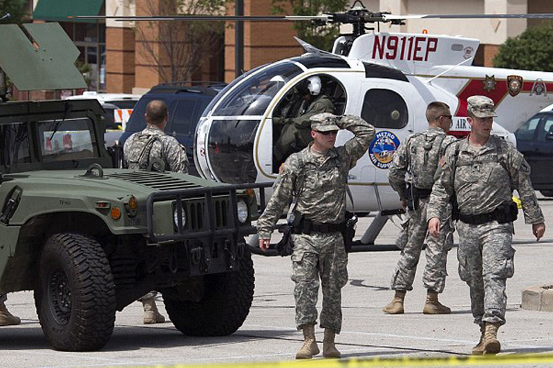 Missouri governor orders National Guard to pull out of Ferguson as unrest subsides