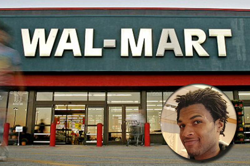 Man shot dead by police in Walmart after picking up toy gun