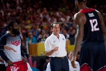 Coach K: Basketball World Cup is big deal
