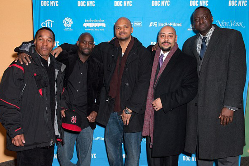 $41 Million deal for five men wrongfully convicted of central park rape, beating