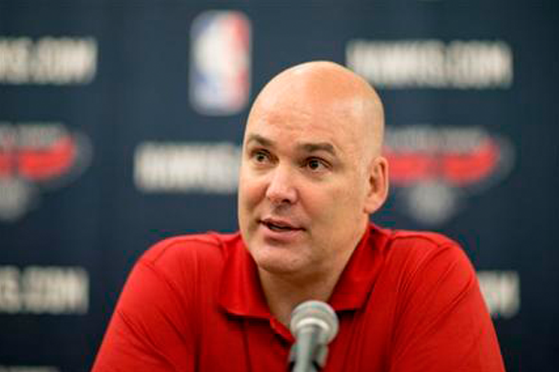 Hawks discipline GM Ferry for racist comments