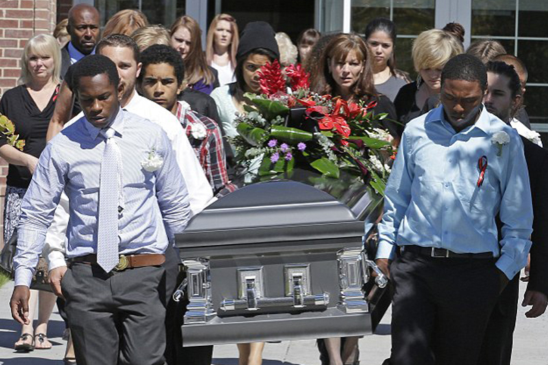 Family and friends pay tribute to 'kind, shy young man' shot by Utah police