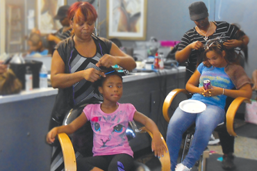 Inspirational Hair Studio Collaborates with Pinellas Opportunity Council Inc.