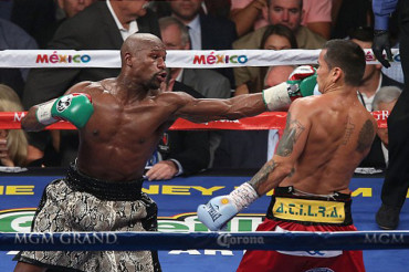 Mayweather: 'reality' show promoting Maidana fight made up