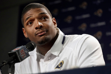 Michael Sam dropped by NFL because 'no one wants the distraction'