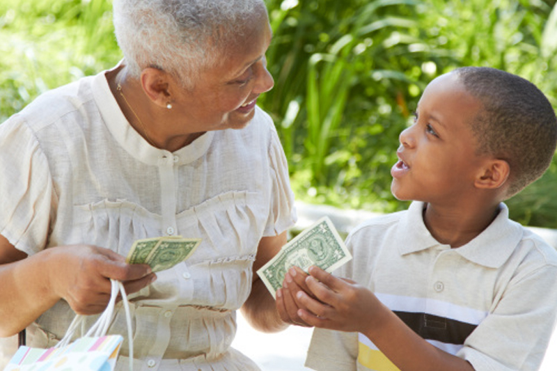 Tips for raising money-wise kids