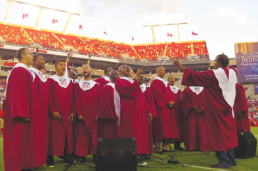 The Original NFL Gospel Choir