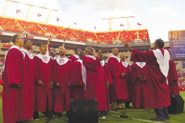 The Original NFL Gospel Choir