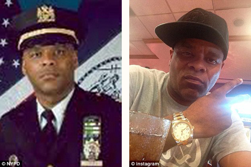 Retired NYPD Inspector was former gang member and friends with cop killer