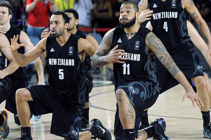 New Zealand Haka, sports