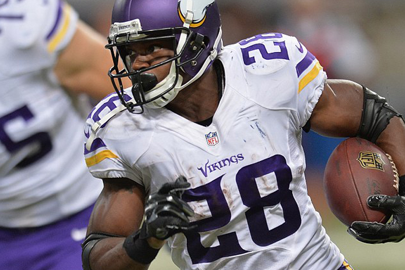 What's next for Adrian Peterson?