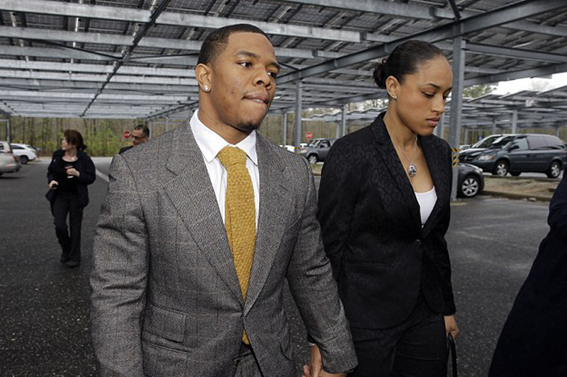 Ray Rice breaks silence about being fired from Ravens
