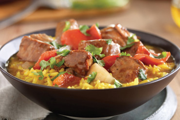 Serve up comfort with a mouthwatering pork stew
