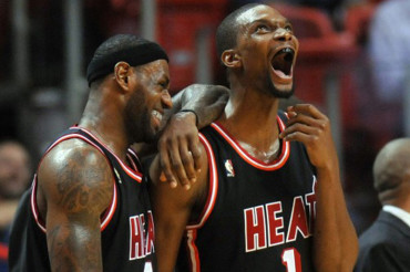 Bosh hasn't spoken to LeBron