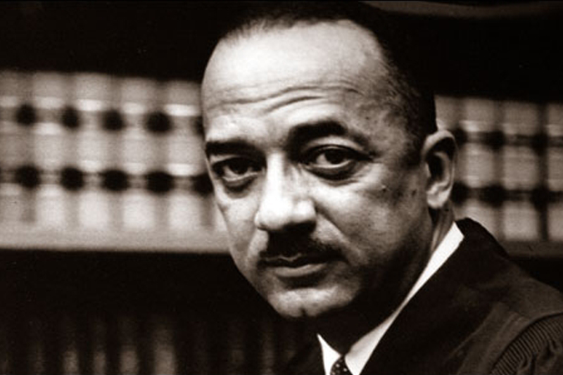 Who were the 1st black Federal Court judges?