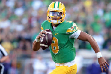 Heisman Watch: Mariota and Prescott keep it a two-player race