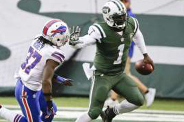 Jets' Vick says starting again 'a dream come true'