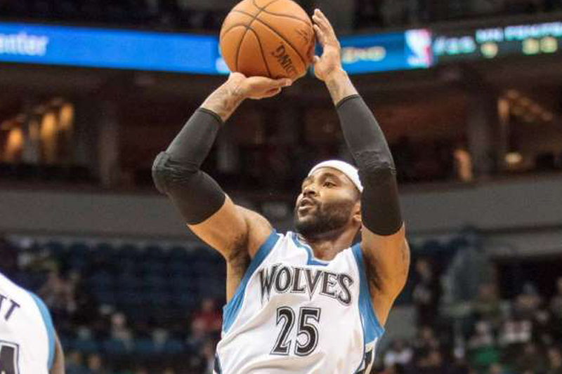Mo Williams embracing life with Timberwolves