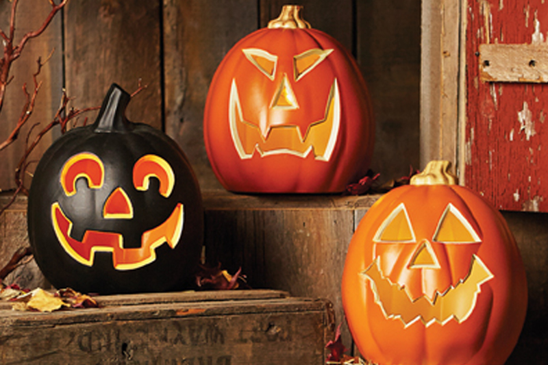 Easy ways to save this Halloween