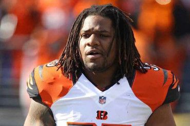 Ravens WR Torrey Smith says Bengals LB Burfict is a 'dirty' player