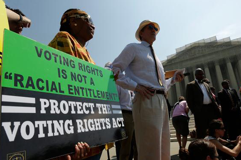 Voting Rights, opinion