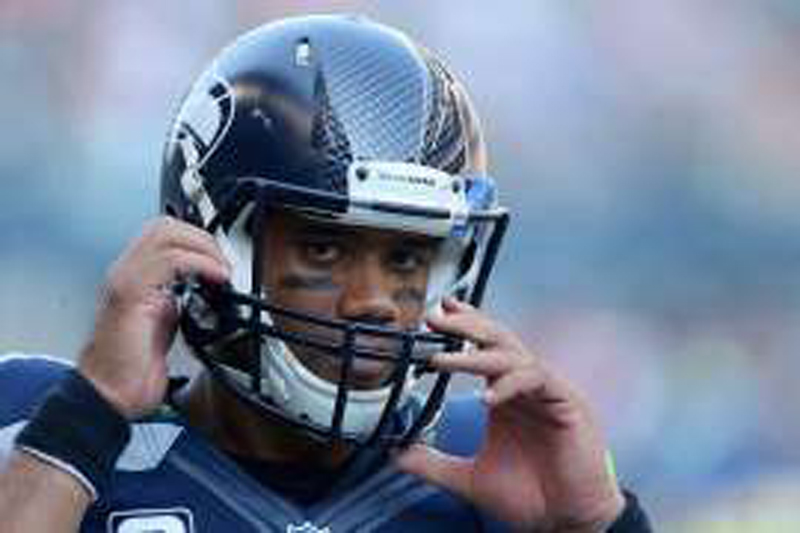 Seahawks don't think Russell Wilson is black enough?
