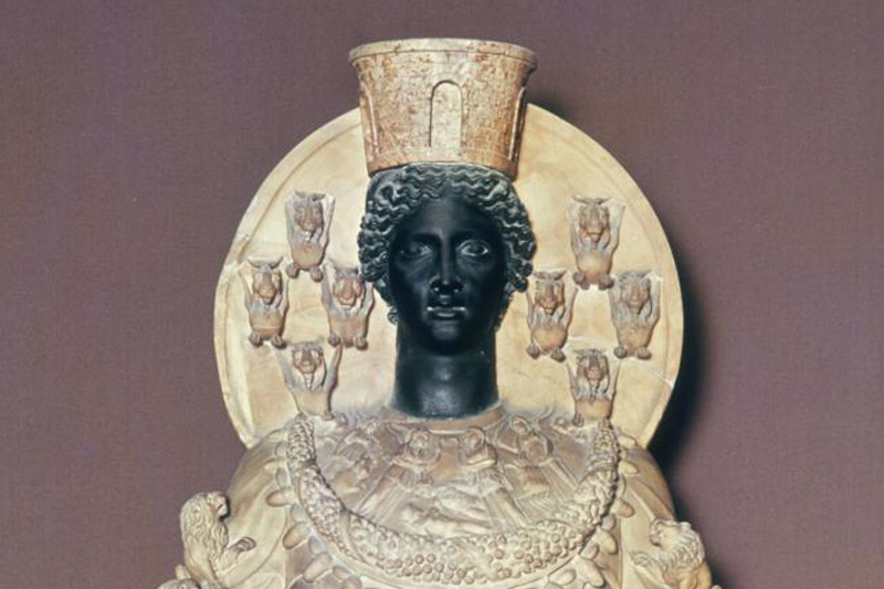 Artemis of Ephesus: A goddess who represented an ideal view of blackness