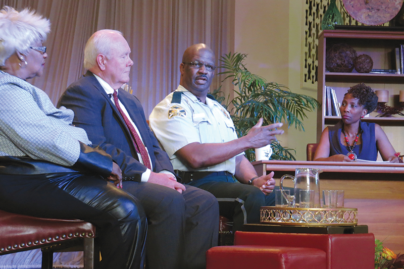 Bridging the gap between community and law enforcement