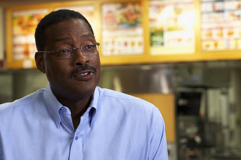 Instead of going broke, Junior Bridgeman built a $400 million fast food empire