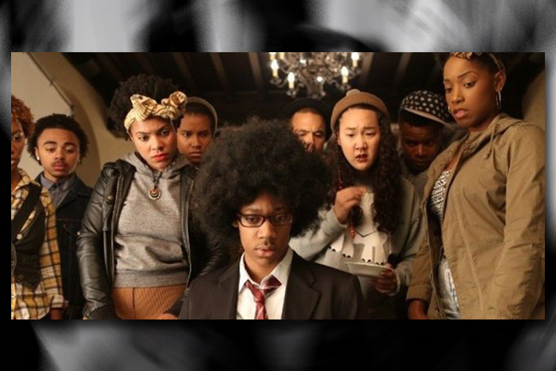 <i>Dear White People</i> frames race as dichotomous, while Asian Americans play critical role in racial progress