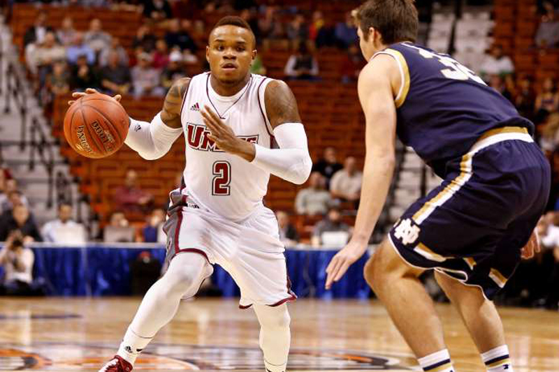 Gay college player Derrick Gordon thriving after coming out in offseason