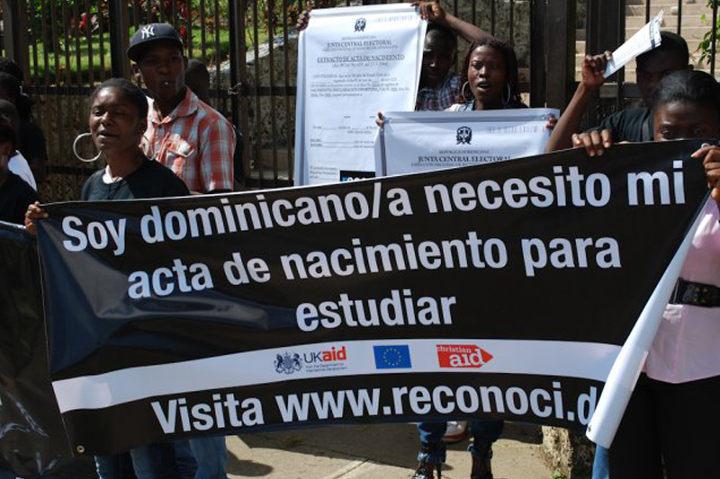 The Dominican government is cementing the foundations of apartheid