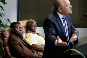 Ebola victim Thomas Eric Duncan's family settles with Dallas hospital