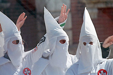 Klu Klux Klan opens doors to Jews, blacks, homosexuals in bizarre recruitment drive