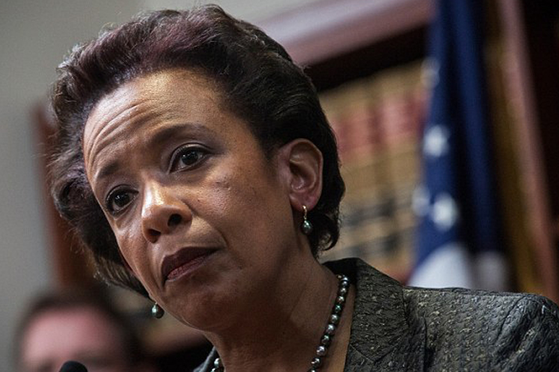President Obama chooses Loretta Lynch as Attorney General, first African American woman