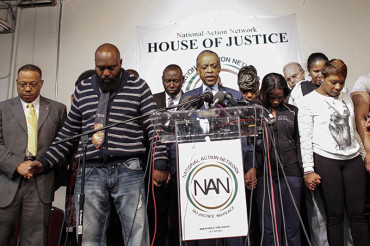 Michael Brown's parents say St. Louis prosecutor 'crucified' their son's character