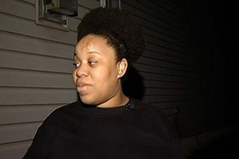 Woman who 'found' abandoned baby, gave TV interviews, actually the birth mother
