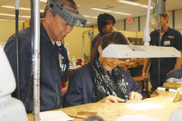 Jewelry Making and Repair at PTC