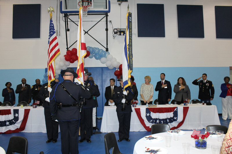 Inaugural Veterans Appreciation Event