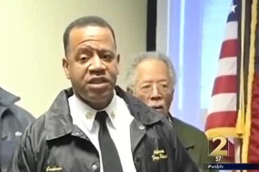 Atlanta fire chief suspended for writing religious book stating that homosexuality is perversion