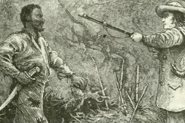 What were the earliest rebellions by African Americans?